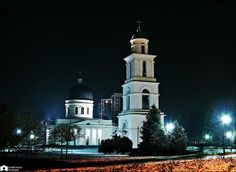Catedrala, Chișinău  Foto: Adrian Chirtoacă