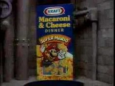 Macaroni and Cheese is STILL my favorite food and these were the best commercials ever!