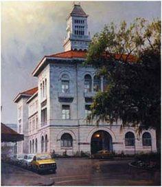 Federal Building in Savannah