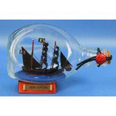 Found it at Wayfair - Bart's Royal Fortune Pirate Model Ship in a Bottle