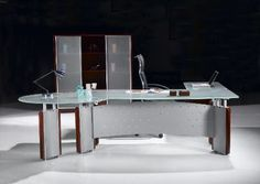 glass office desk glass desk office desks home office modern glass office style long island office furniture workspaces