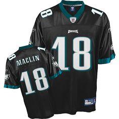 ... Nike Eagles 18 Jeremy Maclin Nike Game Jersey Home Alternate NFL Jersey  Philadelphia Eagles Jerseys Pinterest . b3db41cb8