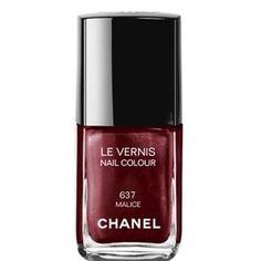Chanel Nail Polish {Malice}