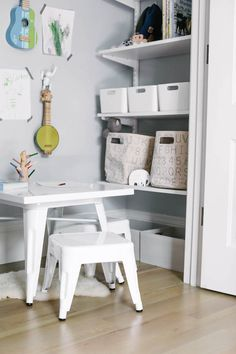 a creative toddler room update on apartment 34