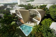 Möbius House Korean architecture