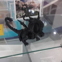 Look at this cute 3D printed dragon!! Armadale Library have 3D printing services - how rad is that?!  #thedale #3D #3dprinting #3dprint #Armadale #Perth #PerthLife #dragon #technology #wayofthefuture #moderntimes by scrizzlerizzle