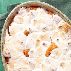 Sweet Potato Casserole Recipe | Martha Stewart