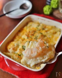 Really tasty gratin Asian Cooking, Easy Cooking, Cooking Recipes, Cooking Dried Beans, Western Food, Cafe Food, Daily Meals, Food Hacks, Seafood Recipes