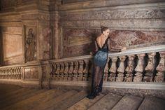 #imperocouture #abiti #dress #cerimonia #abito #ceremony #sera #cocktaildress #partydress #damigella #redcarpetdress #bridesmaid #bridesmaiddres #blue #blu #nero #black