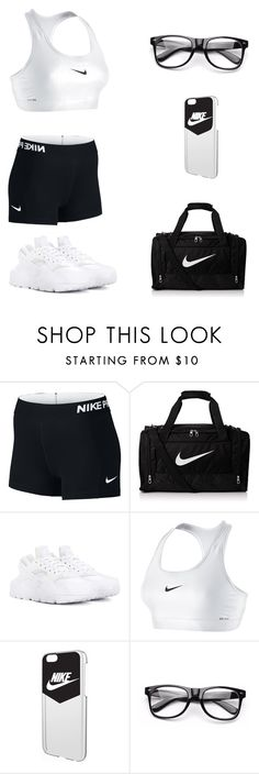 """""""Nike"""" by patshawnj on Polyvore featuring NIKE"""