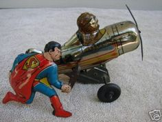 Marx tin toy from 1941----Someday I will own this....!