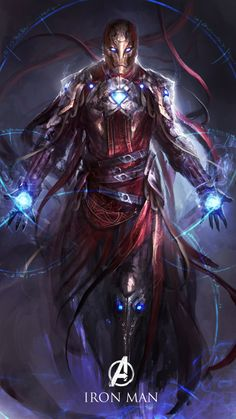 'Avengers: Age of Ultron' reimagined as an epic dark fantasy