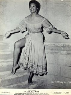 "Maya Angelou -- otherwise known as ""Miss Calypso!"" http://16stonevintage.com/wordpress/wp-content/uploads/2012/03/maya-3.jpg"