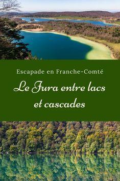 Franche-Comté: Der Jura, Land der Seen und Wasserfälle - Road Trip France, France Travel, Travel Around The World, Around The Worlds, Seen, Europe Destinations, Blog Voyage, Cheap Travel, Travel Pictures