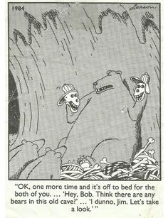 Gary Larson Cartoons, Gary Larson Comics, Far Side Cartoons, Far Side Comics, Funny Cartoons, Cartoon Jokes, Appalachian Trail, The Far Side Gallery, Gary Larson Far Side