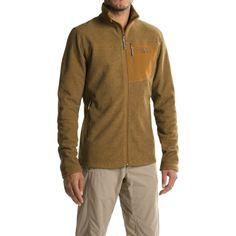 Buckmark Logo Browning Men/'s Charcoal Gray Fleece Jacket Coat