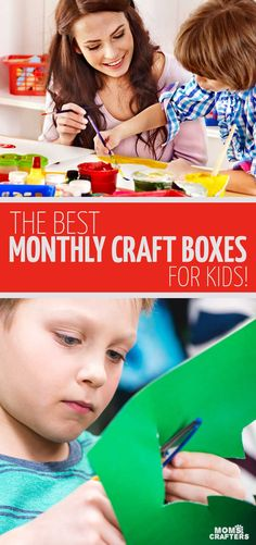 Craft Subscription Boxes for Kids – 4 Top Picks