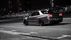 nissan skyline gt r wallpapers hd