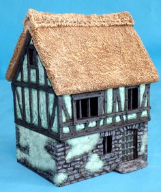 ME53 - Jetted 2 Storey Stone-based House