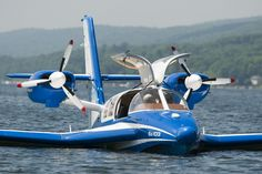 From the AOPA photo database: a Beriev Be-103.