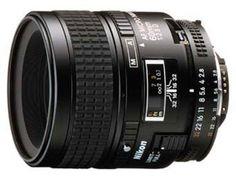 Nikon AF MC 60 mm f/2.8 D Macro - Fnac.com - Objectif