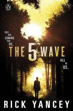 By the end of the 4th wave 4 billion people are dead. They know the 5th  wave is coming. On a lonely stretch of highway, Cassie runs. Runs from the beings that only look human, who have scattered Earth's last survivors.   To stay alone is to stay alive, until she meets Evan Walker. Beguiling and mysterious, Evan may be her only hope.   Now Cassie must choose: between trust and despair, between defiance and surrender, between life and death.    Wave
