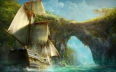 Magical Ship