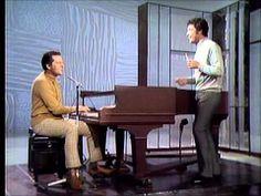Tom Jones & Jerry Lee Lewis - Rock 'n' Roll Medley (1969)