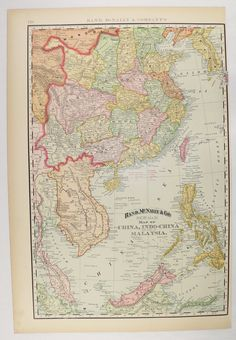 Asia map china india map persian gulf malaysia map 1858 mitchell map asia map china india map persian gulf malaysia map 1858 mitchell map antique map of asia 1st anniversary gift for couple old world map asia map gumiabroncs Image collections