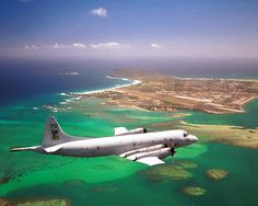 VP-4 Barbers Point, Hawaii 1985 - 1988 With the introduction of the new Anti-Surface Warfare Improvement Program (AIP), the way Patrol Squadron FOUR (VP-4) conducted business in the P-3 changed drastically. The improved avionics package for the P-3C Orion adopted by the Navy in the mid-1990s enabled mission expansion into arenas not previously explored.