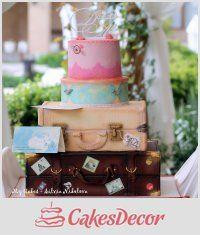 CakesDecor Theme: Wedding Cakes - Part Three - CakesDecor