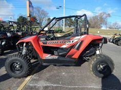 Used 2016 Arctic Cat Wildcat Sport ATVs For Sale in Wisconsin. 2016 Arctic Cat Wildcat Sport, 700 CC, EFI, JRI SHOCKS, INDEPENDENT REAR SUSPENSION, CLEAN SIDE BY SIDE!! Used Sport Trail Performance Preowned Youth Crossover. There will be more pictures available upon request. We also offer great financing terms for qualifying credit.