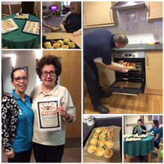 Bake Off round two for Springhill Care Centre - Springhill Care Group Lancashire