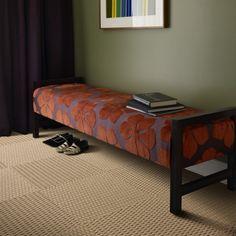 FLOR A Tisket, A Tasket carpet squares - sisal.but softer Green Carpet, Beige Carpet, Modern Carpet, Diy Carpet, Carpet Tiles, Contemporary Area Rugs, Modern Rugs, Modern Hall, Home Decor Online
