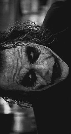 Heath Ledger's Joker - The Dark Knight Joker Dark Knight, The Dark Knight Trilogy, Im Batman, Batman Art, 3 Jokers, Clowns, The Man Who Laughs, Joker Drawings, Joker Poster