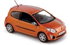 Renault Twingo GT In Burnt Orange Norev 517431 Scale - 1:43 £35.99