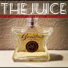 A quick, fun & informative article on the top 5 colognes to buy for the men in our lives this holiday season! Love this! -  The Juice: 2012 Holiday (Cologne) Gift Guide