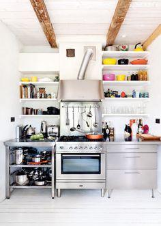 Interiors: Compact Kitchens