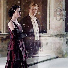 magic! | More Downton Abbey photos here:  http://mylusciouslife.com/historical-style-downton-abbey-photos/