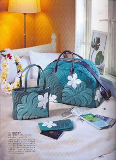 Bags and covers patchwork. Discussion on LiveInternet - Russian Service Online diary