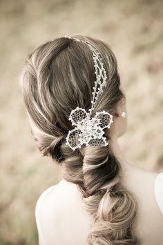 D.Cantídio - Coleção 2012 penteado casamento - noivas - wedding hair style