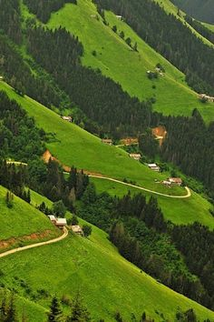 Countryside of Trabzon, Turkey. Photo by Ahmet Yapan. tumblr_n7gnriLIdh1r4d0svo1_r1_500