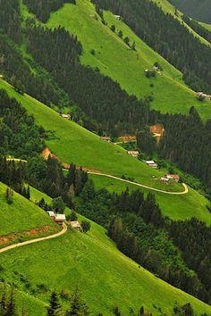 Countryside of Trabzon, Turkey. Photo by Ahmet Yapan. tumblr_n7gnriLIdh1r4d0svo1_r1_500