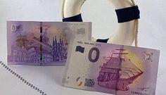 Quanto vale uma nota de ZERO euros?