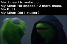 Funny Kermit The Frog Memes Really Funny, Funny Cute, The Funny, Funny Relatable Memes, Funny Jokes, Hilarious, Funny Kermit Memes, Kermit The Frog, Thing 1