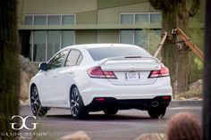 2013 Honda Civic SI Sedan (The 9th Gen. Civic is growing on me)