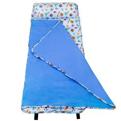 Olive Kids Game On Easy Clean Nap Mat - 61406