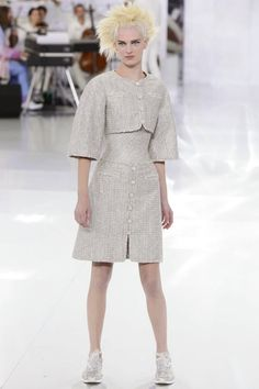 Chanel Haute Couture Spring Summer 2014 Paris