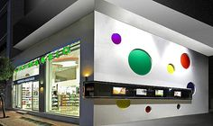 Tsikandilakis.NET, Decoration study, construction, pharmacy design and equipment in Athens, owned by Papoulia Stella - Piperakis Giorgos