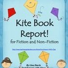SPRING into literature with a creative book report in a kite form! Your students can SOAR by writing story elements or cool facts from their books,...